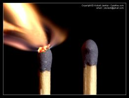 Matches Explosion by marocain