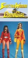 Electra Woman And Dyna Girl Skin by The-Mind-Controller