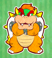 Bowser by twillis