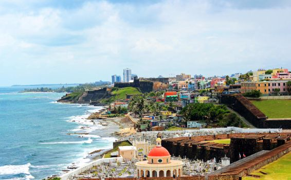 Colors of Old San Juan by AMLensCreations