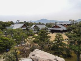 Nijo castle 8 by thecomingwinter