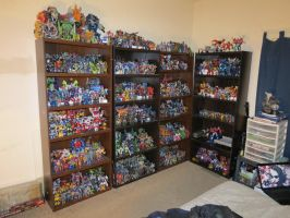 Collection as of 2/25/13 by Doubledealer93