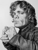 Tyrion Lannister by Nathalief87