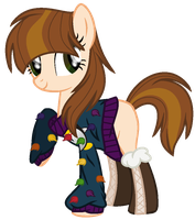 DOLL : Ugly Sweater DaniellePone by XteySockies