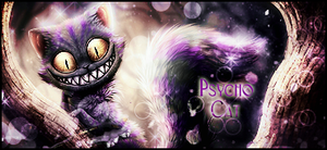 Psycho Cat by giannis12a