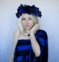 Blue Rose2 by Lady-Integra