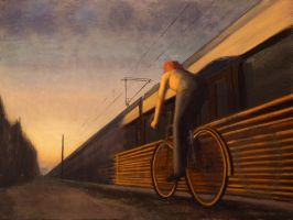 Down the line by David681