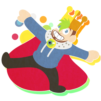 King Jacksepticeye THE BOSS! by 30FramesXSecond