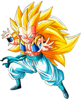 Gotenks SS3 2 by alexiscabo1