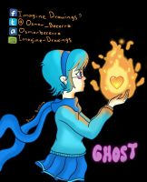 Ghost by Imagine-Drawings