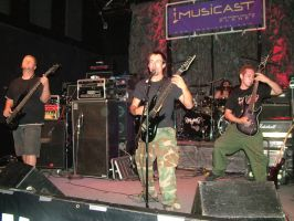 Disharmony takes the stage by caioneach