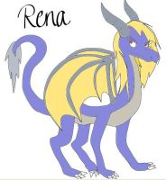 Rena by Princess-Shannen