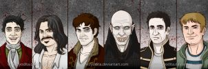 What we do in the shadows-Fanart by ryodita