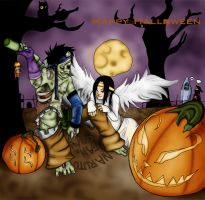 Halloween Two - NarutoFan by soltian
