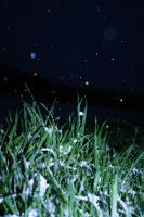 Snow And Lights by SubKultur3