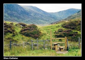 Glen Callater II by throwntothewolves