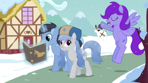 Dusk Shiver and Friends by biel56789
