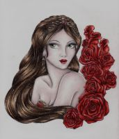 Lady Rose by Chalaya