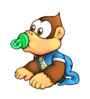 Kiddy Kong by mattdog1000000