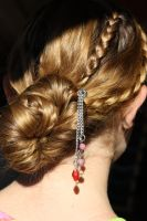 Beaded Hair Sticks 1 by Utopia-Armoury