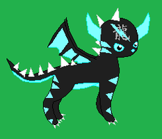 Xyabazz (Drageon) by thecat1313
