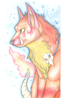 El Fuego- Finished by Catsune