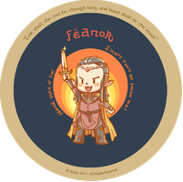 Feanor-2 XD by haleyhss