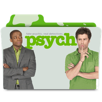 Psych folder by janosch500