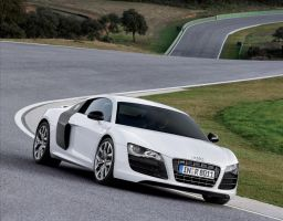 Audi R8 V10 by TheCarloos