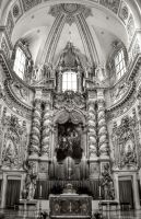 Muenchen - Theatinerkirche by pingallery