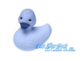 The Blue Duck ahahha by aquak