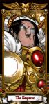 EMPEROR'S TAROT - The Emperor by Aerion-the-Faithful