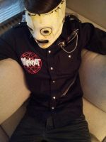 Corey Taylor Cosplay by Hexalot