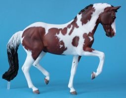 Breyer resin Totilas BOTW customized by arcadian7