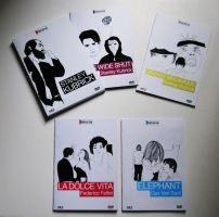 Dvds collection''' by Polkadotdoll