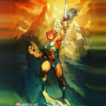 Lion-o by AnastasisStyle