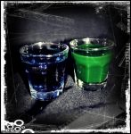 Poison schnapps. by MoiraHermione