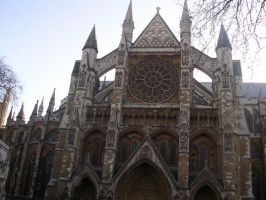 Westminster Abbey front by mimih