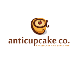 Anti Cupcake Logo Idea by highbridge