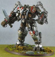Dreadknight 1 by keeper40k