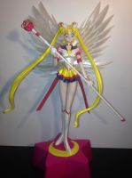 1/8 Scale Eternal Sailor Moon GK by djvanisher
