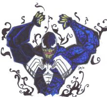 Venom by sebatman