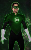 Green Lantern Movie Hal Jordan by TimDrakeRobin
