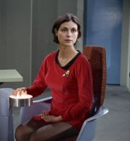Morena Baccarin (TOS) by AnEscapist