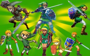 Link Wallpaper by HeroofTime123