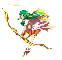 GUMI Render by Thundawave