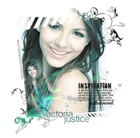 Victoria Justice Graphic by softmist93