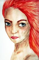 Kissed by Fire by ElyneNoir
