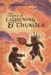 The Legend of Lightning and Thunder by jorioux