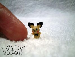 172 Pichu by VictorCustomizer